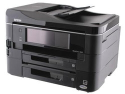 How to reset Epson PX-673F printer