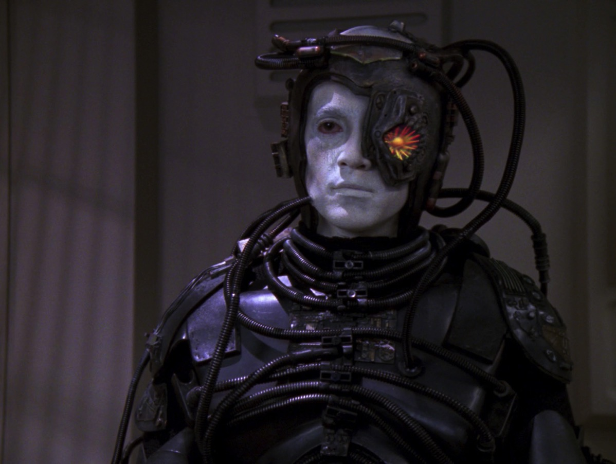Borg Star Trek TNG HD