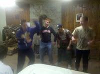 Skit 3 - some dancing
