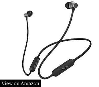 pTron Bassfest Plus Bluetooth Earphone
