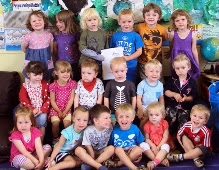 Fine inspection report for playgroup