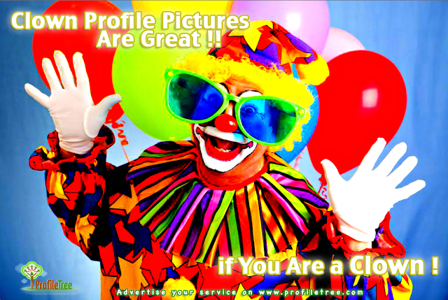 Funny-Clown-Profile-Pictures-Are-Good-On-Your-CV-Only-If-You-A-Clown-Profile-Tips