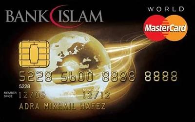 8 Kad Kredit Bank Islam Popular 2021
