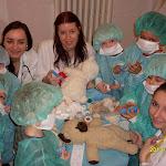 Medvídkova nemocnice 1.března  Nad Palatou