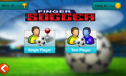 Real finger soccer 2018 1 screenshots 1