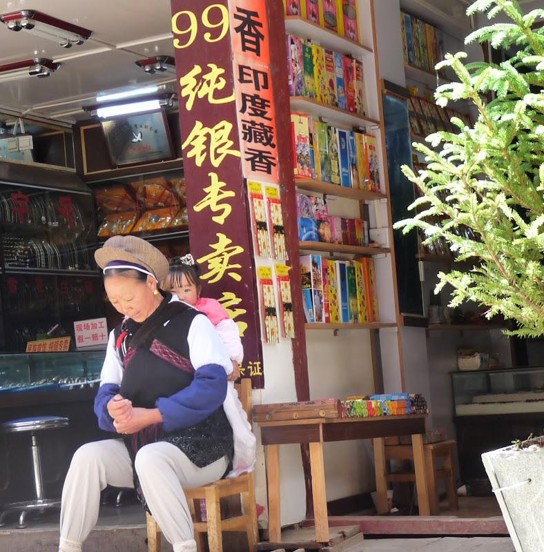 Chine . Yunnan.Shangri la,  POTATSO park - P1260365.JPG