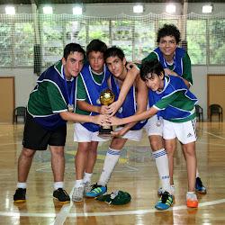 Torneio Interno Dez/2012
