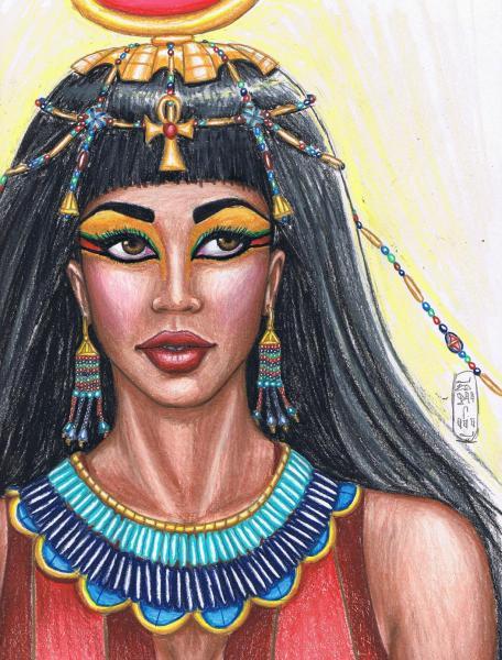 Hathor A Goddess Of Egypt, Egyptian Magic