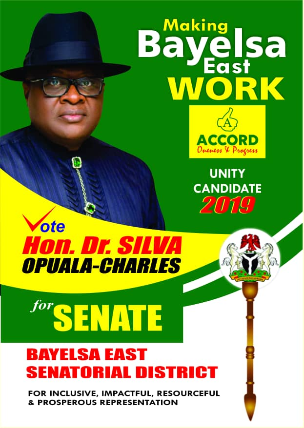 Opuala-Charles Declares For ACCORD Party