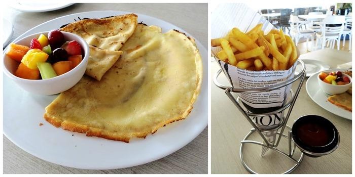 Taste of Belgium Dutch Pancake Fries
