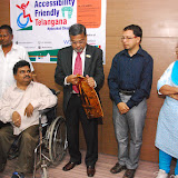 Launching of Accessibility Friendly Telangana, Hyderabad Chapter - DSC_1222.JPG