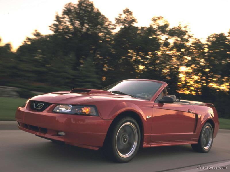 2002 ford mustang convertible specifications pictures prices. Black Bedroom Furniture Sets. Home Design Ideas