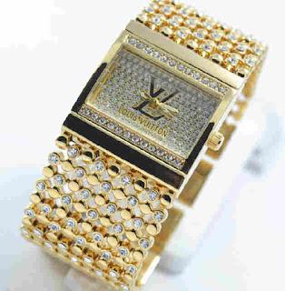 Harga jam tangan LV, Jam LV, jam tangan LV, Jual jam tangan LV