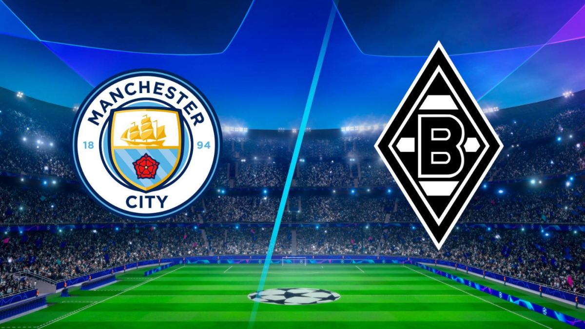 Manchester City vs Monchengladbach Live Match