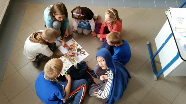 Egészsgénap a csővári általános iskolában
