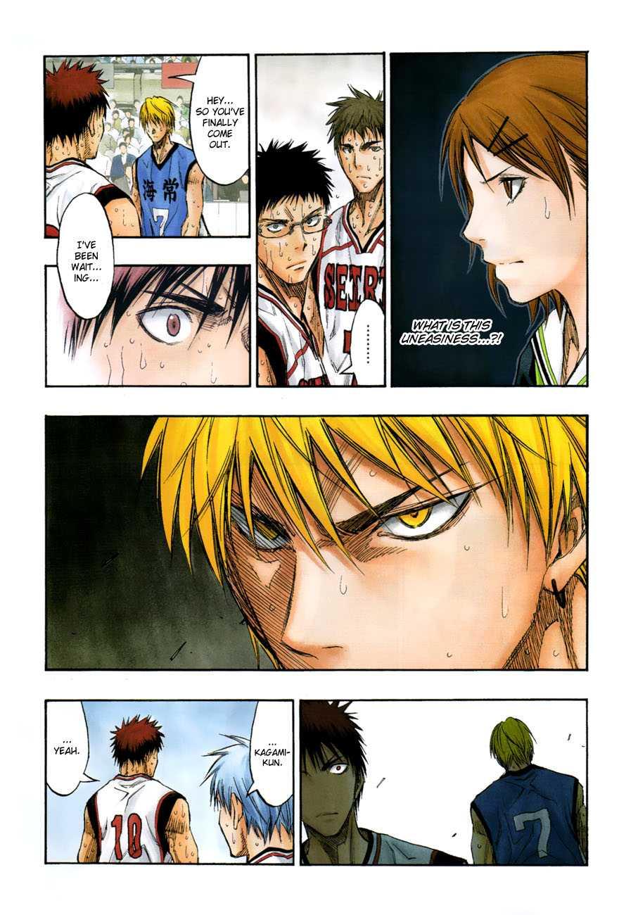 Kuroko no Basket Manga Chapter 196 - Image 04