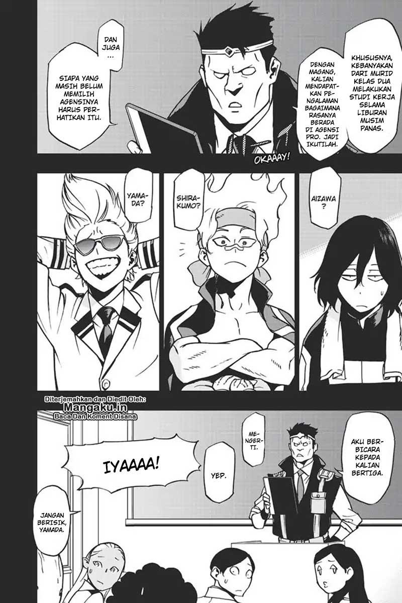 Vigilante: Boku no Hero Academia Illegals: Chapter 60 - Page 3
