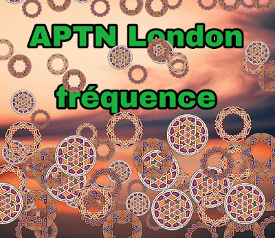 Fréquence  de la chaîne APTN London de UNITED KINGDOM news HD 2021