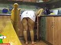 Esposa cavala de camisola rebolando gostoso na piroca do marido