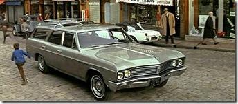 Buick Sportwagon L'Homme à la Buick