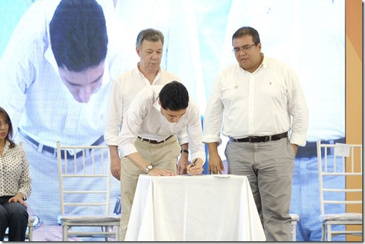 DNP firma prórroga Contrato Plan Cauca