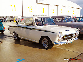 Lotus Ford Cortina