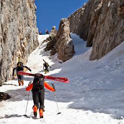 Skitour Latemar 17.05.14
