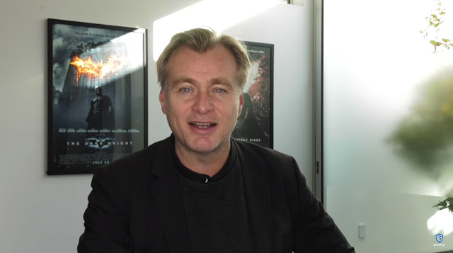 Christopher Nolan's Special Message