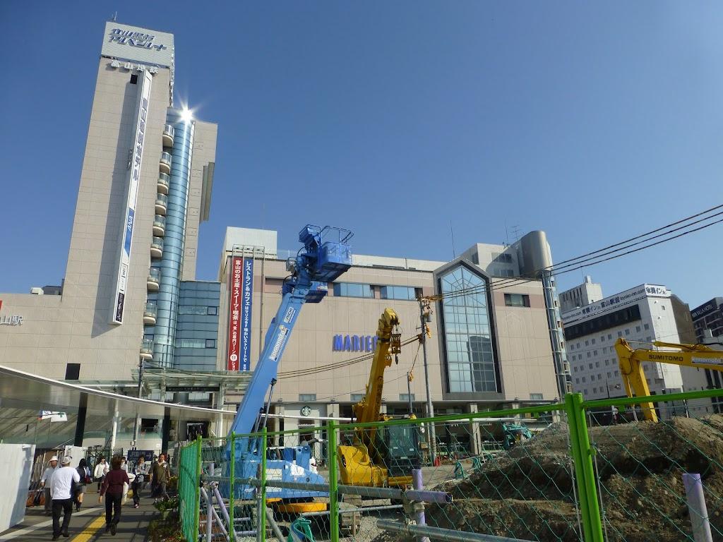 富山地方鉄道富山駅