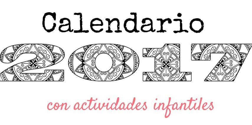 calendario-infantil-2017-actividades-niños