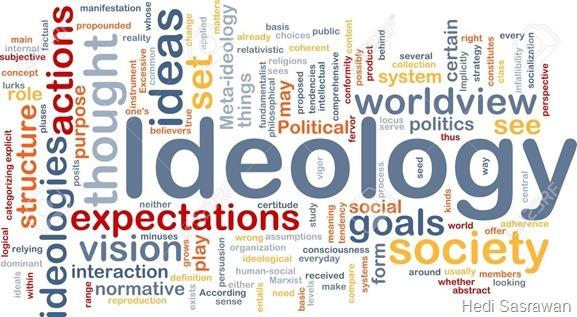 Etimologi ideologi