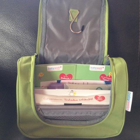 Rossmann Babywelt Geschenk für Schwangere