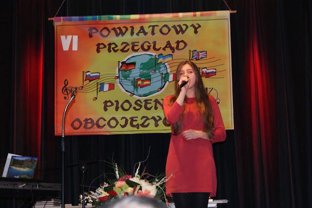 Powiatowy Konkurs Piosenki Obcojęzycznej - DSC06424.JPG