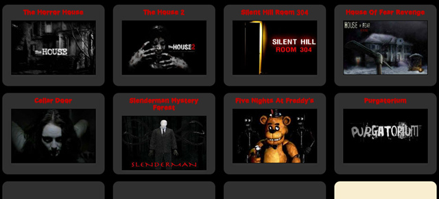 Horror Games Suitable for Kids