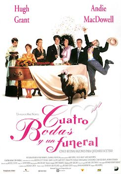 Cuatro bodas y un funeral - Four Weddings and a Funeral (1994)