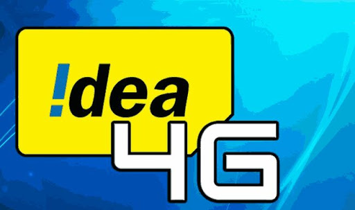 Idea  4G Offer :- Get 2Gb 4G Data Absolutely Free