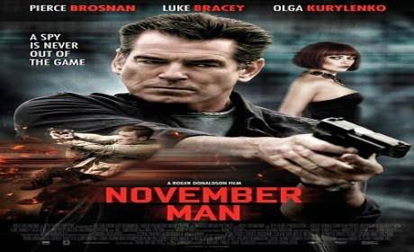 مشاهدة فيلم The November Man مترجم اون لاين بجودة WEB-DL