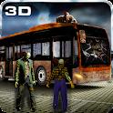 Zombie Army Killer Bus Driver icon