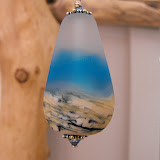 Glass Pendant by Glass in Motion