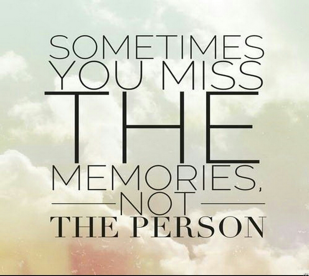 You message miss a person to I Miss