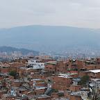Medellín visto desde la trece