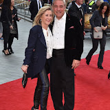 OIC - ENTSIMAGES.COM - Steph and Dom Parke at the  Florence Foster Jenkins - world film premiere at the Odon Leicester Sq London 12th April 2016 Photo Mobis Photos/OIC 0203 174 1069