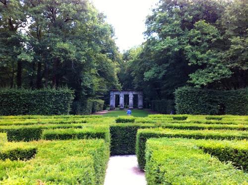 Labyrinthe chenonceau