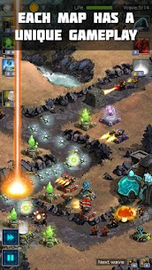 Ancient Planet Tower Defense Offline v1.1.47 (Mod Money) 2