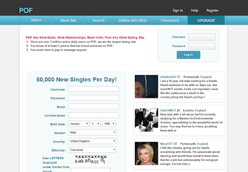Top 10 most popular online dating sites