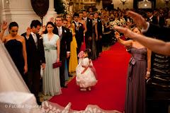 Foto 1098. Marcadores: 03/09/2011, Casamento Monica e Rafael, Daminhas Pajens, Rio de Janeiro