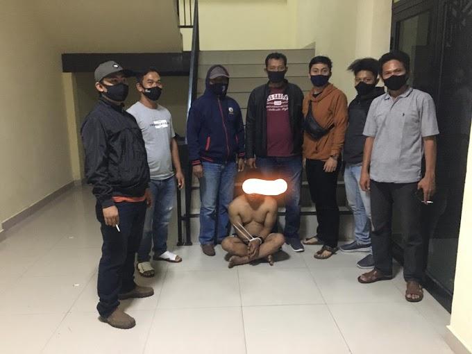 Pengungkapan Perkara Dugaan Tindak Pidana Pencurian Dengan Pemberatan diwilayah hukum Polres Rejang Lebong.