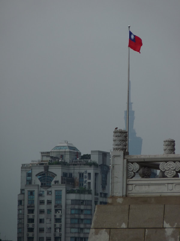 TAIWAN.Taipei Artist Village,Futai Street Mansion et CKS - P1100188.JPG