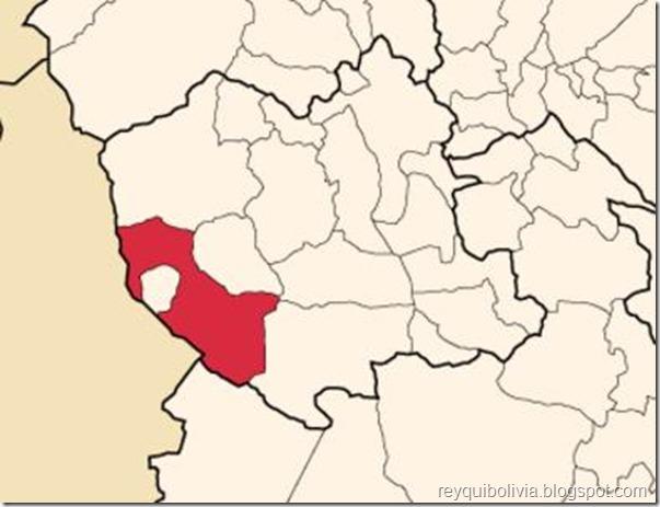 Coipasa: municipio orureño (Bolivia)