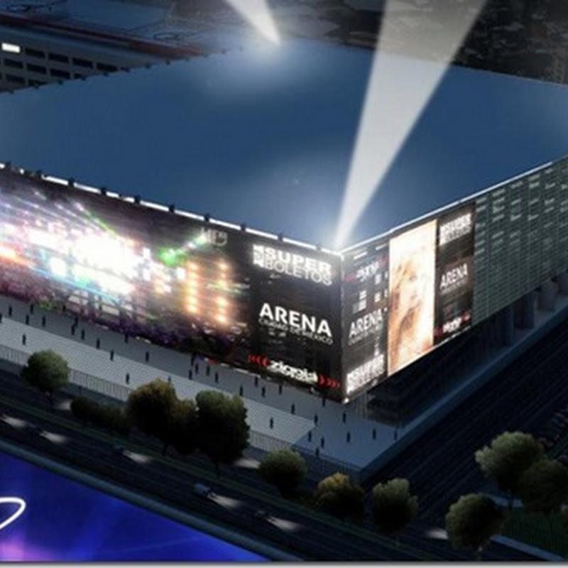 Arena Ciudad de Mexico 2017 Conciertos